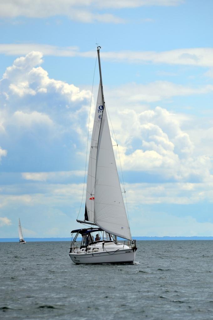 Sailing - Lake Ontario