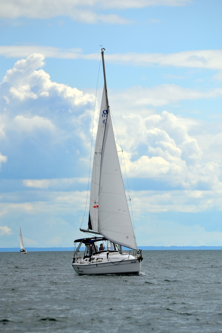 Sailing - Lake Ontario