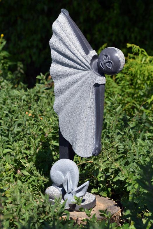 Nature's Child sculpture